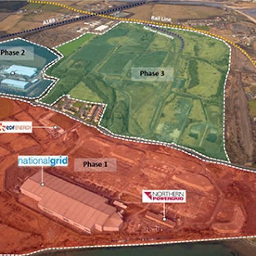 Northumberland Energy Park Phase 3